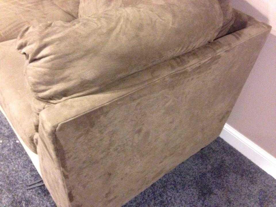 Broken Sofa Arm – Frame Cracked