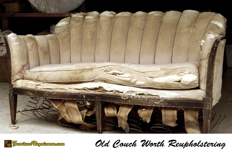 Three Thoughts to Ask yourself Prior to Reupholstering Furniture