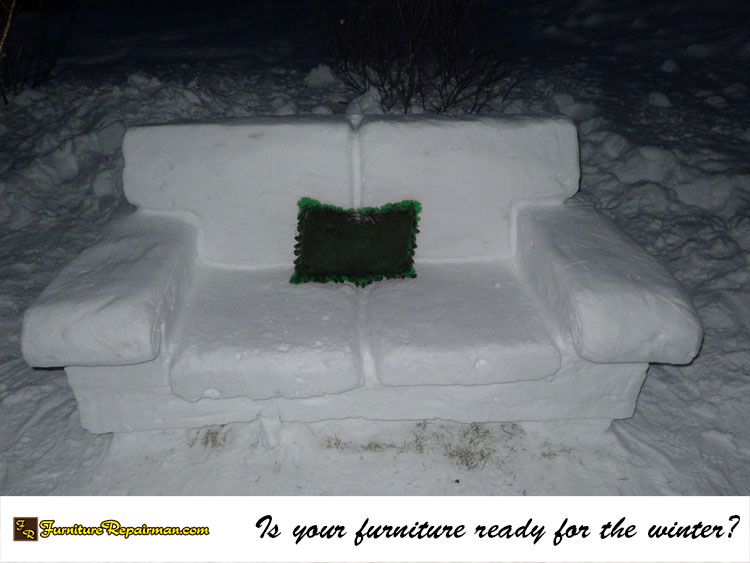 Furniture Winter Ready
